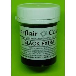 Black Extra (extra černá) - gelová