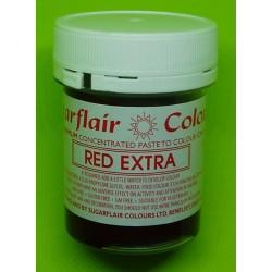 Red Extra (extra červená) - gelová
