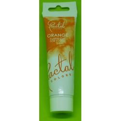 Gelová barva Fractal - Orange (30 g)