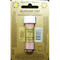 Dusky pink (tmavá růžová) - prachová