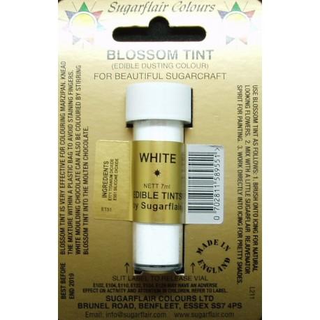 White (bílá) - prachová