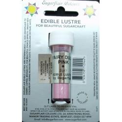 Fairy Dust Pink (Vílí růžová) - perleťová prachová