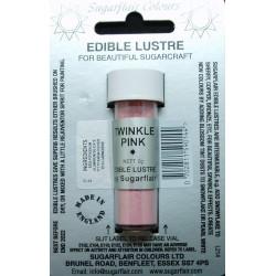Twinkle Pink (Jiskřivě růžová) - perleťová prachová