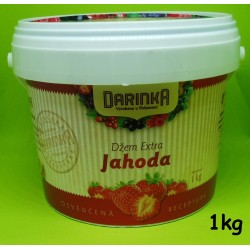 Džem Extra 1kg - Jahoda