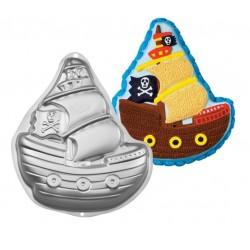 Pirátská loď 3D - Wilton