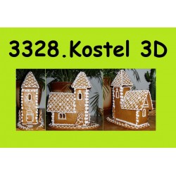 Kostel 3D