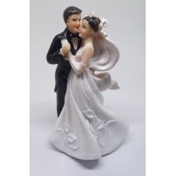 Svatební figurka Novomanželé tančící (PF4)