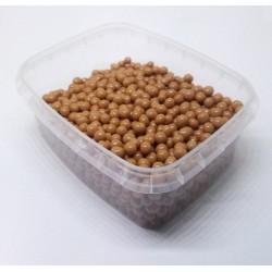 Callebaut Cereální kuličky v čokoládě slaný karamel (100 g)