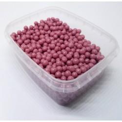 Callebaut Cereální kuličky v čokoládě RUBY (100 g)