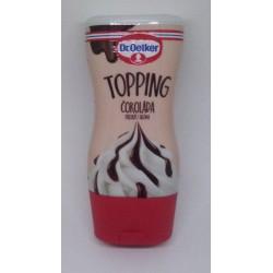Topping - čokoláda