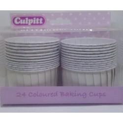 Culpitt pevné košíčky na muffiny - Ivory
