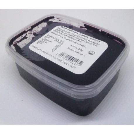 Ochucovací pasta Joypaste - borůvka 200g