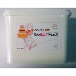 Smartflex Velvet  10kg- mandlová příchuť