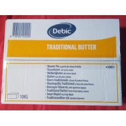 Máslo tradiční - Debic (10kg)