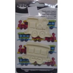 Mašinka s vagónkem (JEM)