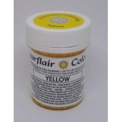 Yellow C303 - (čokoládová barva)