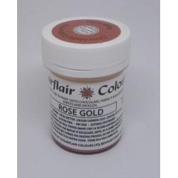 Rose Gold C504 - (barva do čokolády)