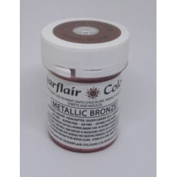 Metallic Bronze C505 - (barva do čokolády)