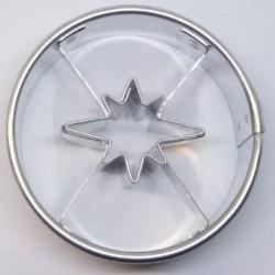 Kolečko (40mm) / nepravidelná hvězdička