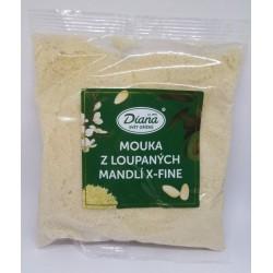Diana Mouka z loupaných mandlí X-fine extra jemná (200 g)