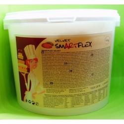 Smartflex Velvet 4kg - Mandlová příchuť