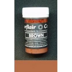 Brown (hnědá) Sugarflaír